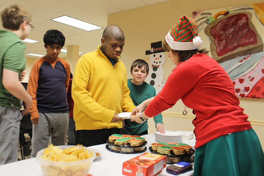 Living Resources Christmas Party