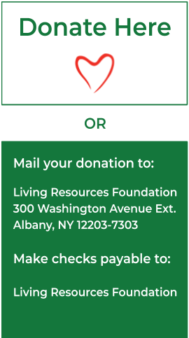 Living Resources Donate Instructions