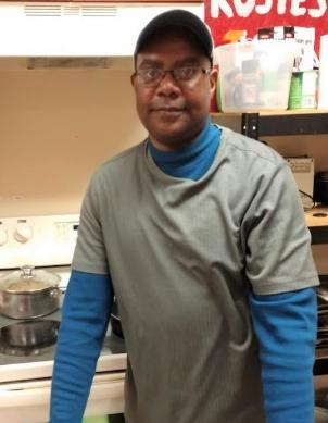 Living Resources Member Veteran Mike Majors